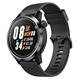 Coros APEX Premium Multisport GPS Watch with Heart Rate Monitor, 35h Full GPS Battery, Sapphire Glass, Barometer, ANT+ & BLE Connections, Strava & Training Peaks (Black/Gray|46mm)