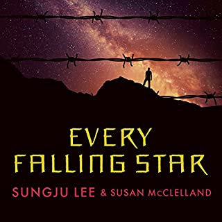 Every Falling Star audiobook cover art