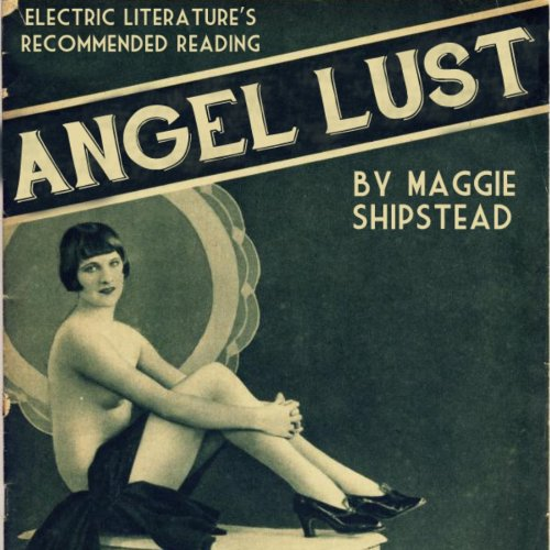 Angel Lust audiobook cover art