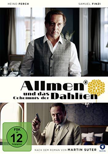 und das Geheimnis der Dahlien