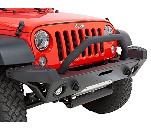 jeep bumper guard - 8