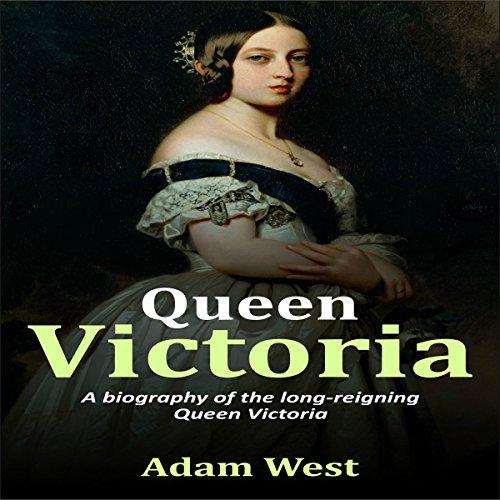 Queen Victoria audiobook cover art