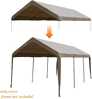 20 x 10 canopy replacement