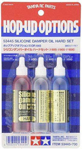Tamiya OP-445 300053445 – Huile d'amortisseur en Silicone Dur 800/900/1000