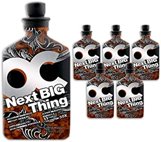 LOT of 6 OC Next Big Thing 55 Indoor Tanning Lotion Tanner Bronzer Tan Bed RSun