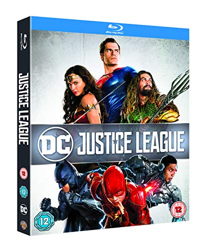 Justice League [Blu-ray] [2017]