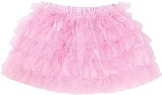 Toddler Baby Kids Girls Dance Fluffy Tutu Skirt Pettiskirt Ballet Fancy Costume