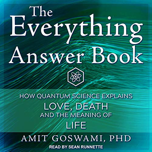 The Everything Answer Book cover art