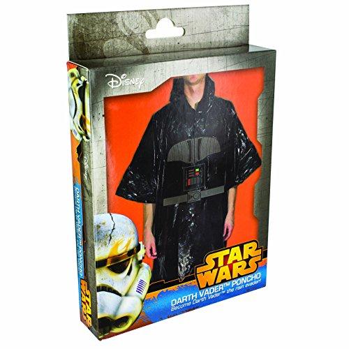Star Wars Dark Vador Poncho