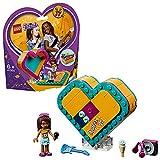 レゴ(LEGO) フレンズ ハートの小物入れ アンドレア 41354 ブロック おもちゃ 女の子