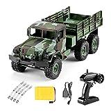 AITOCO RC Military Truck 1:16 Fernbedienung Spielzeugauto Fernbedienung Beste Geschenkidee für Kinder -