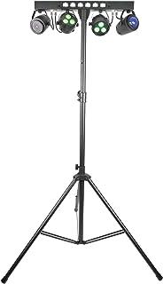 QTX-Stadiumbar - LEIDENE PAR-Bar met FX, Laser en UV/Strobe