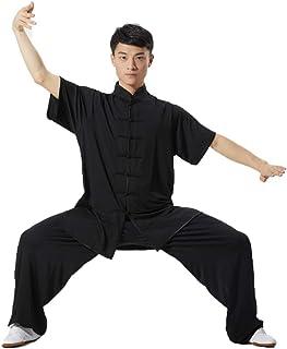 fwadu Tai Chi odzież mężczyźni kobiety Bouncy Tai Chi mundur Kungfu ubrania sztuki walki odzież szkoleniowa grupa występ o...