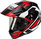ARAI Tour X4 Catch Rojo Adventure Casco De Motocicleta Tamano XL