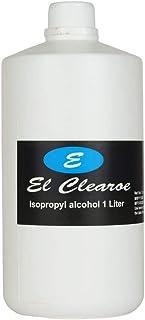 ShelfKey EL CLEAROE IPA ISO-Propyl Alcohol 99.9% Bottle, 1 L