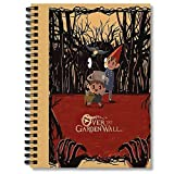 Wide Ruled Spiral Notebook Retro Planner 30s...