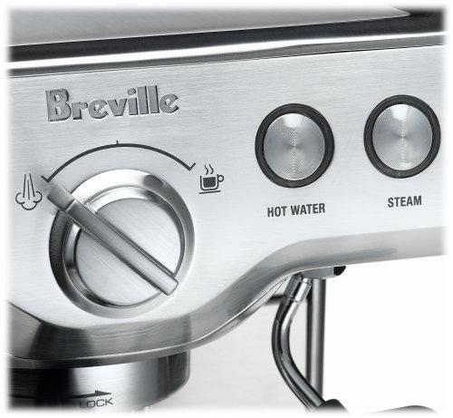 Breville 800ESXL Duo-Temp Espresso Machine,Silver ????