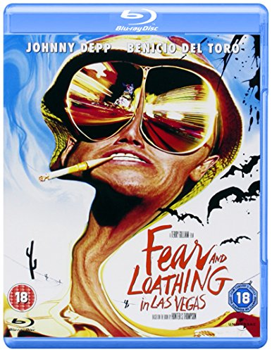 Preisvergleich Produktbild Fear and Loathing in Las Vegas [Blu-ray] [UK Import]