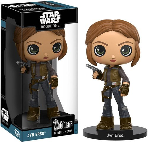 Wobbler: Star Wars: Rogue One: Jyn Erso