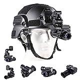 Best Night Vision Monoculars - Blu7ive Digital Night Vision Monocular with Helmet Mount Review