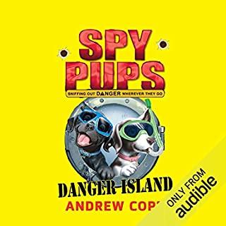 Spy Pups: Danger Island cover art