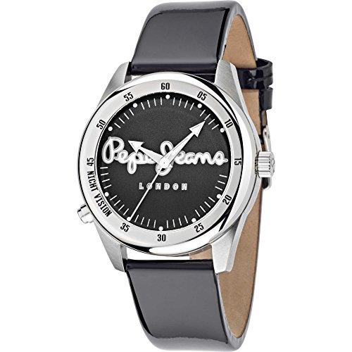 PEPE JEANS Reloj Analógico para Mujer de Cuarzo con Correa en Cuero R2351118008