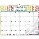 Calendario de pared 2021-2022, calendario planificador de pared, planificador mensual es de julio de 2021 a diciembre de 2022, 37,5 cm x 28,8 cm