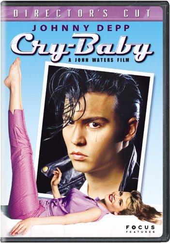Cry-Baby (Ws Dir Sub Dol) [DVD] [1990] [Region 1] [US Import] [NTSC]