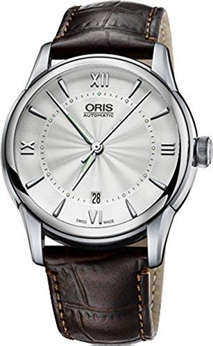 Oris Artelier Date 73376704071LS