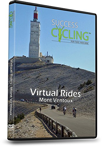 Virtual Rides Mont Ventoux Indoor Cycling Trainer DVD