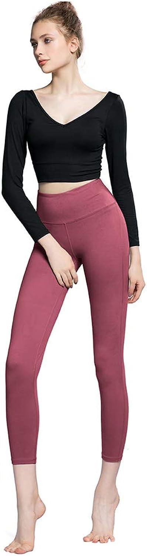 Woherren clothing Sport Yoga Kleidung Anzug, Mode gedruckt Yogahosen, exponierte Nabel schnell trocknende Tanzkleidung Freizeitkleidung, Fitness-Jogginganzug 2 Stze