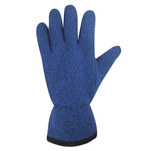 Iglus Herren Sweater Fleece pro-Text Handschuhe, Herren, Limoges, L/XL