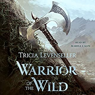 Warrior of the Wild audiobook cover art