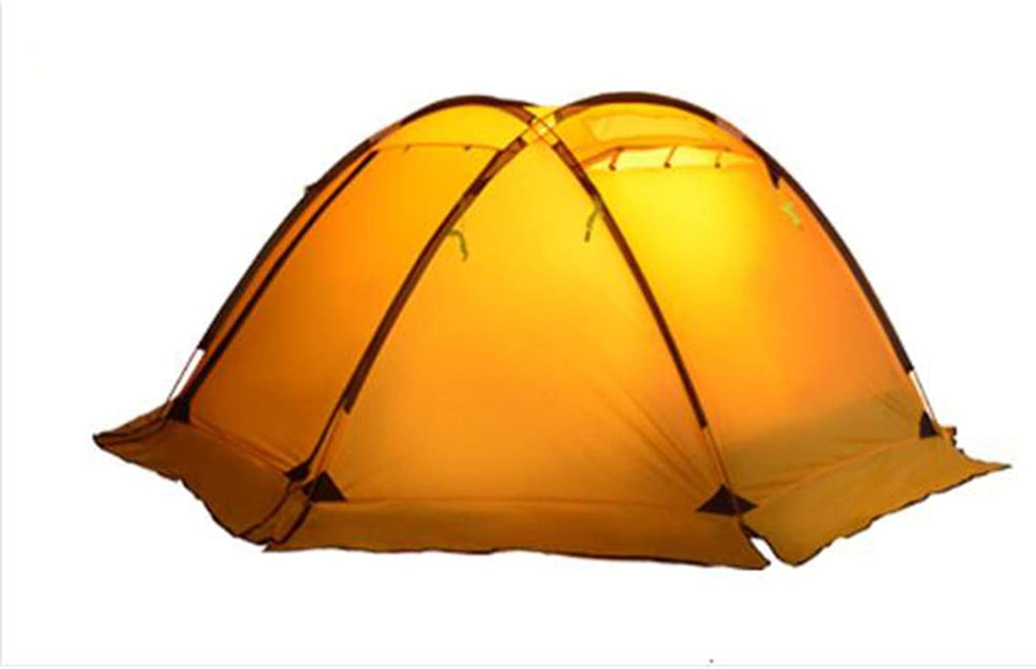 Ball Type Tent, MultiPerson Wild Family Camping Camping Mountaineering Rainproof Double Tent