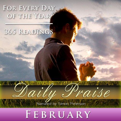 Daily Praise audiobook cover art