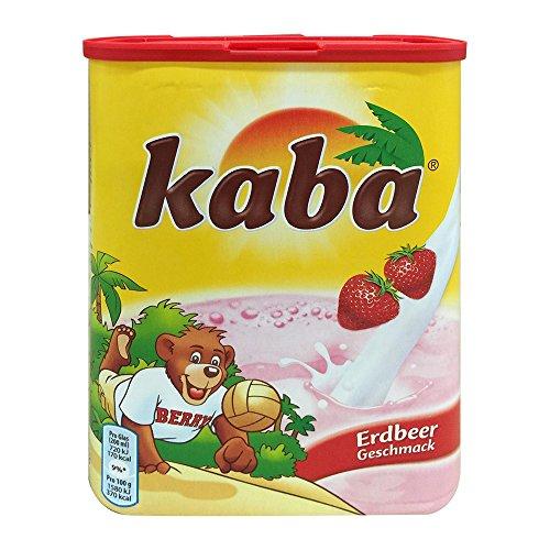 Kaba Erdbeer 400g