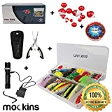 Best Fishing Tackles - Mockins All-in-One Fishing Gear Set | 154 Pieces Review