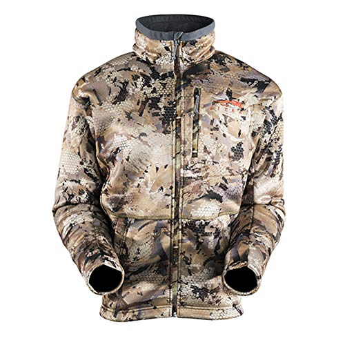 SITKA Gear Men's Gradient Fleece Insulated Hunting Jacket, Optifade Waterfowl, XX-Large