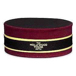 Disney Hollywood Tower Hotel Bellhop Hat Tower of Terror Merchandise