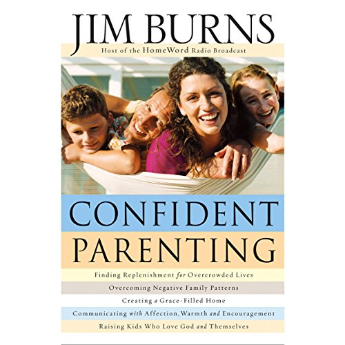 Confident Parenting cover art