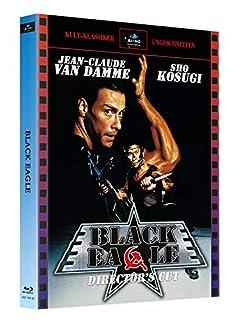 Black Eagle - Mediabook Cover A - Limitiert auf 250 Stück [Blu-ray] [Director's Cut]