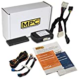 MPC Plug N Play Remote Starter with Smartphone Control for 2014-2019 Toyota Highlander |Gas| |Push to Start| with T-Harness - Factory Key Fob Activated - Firmware Preloaded