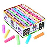 S&S Worldwide - ST00-406 Color Splash! Giant Box of Sidewalk Chalk(Box of 126)