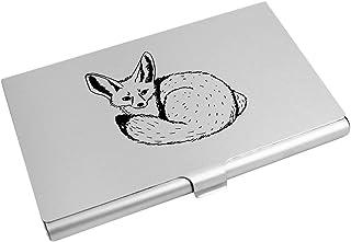 Azeeda 'Fennec Fox' Business Card Holder / Credit Card Wallet (CH00012004)