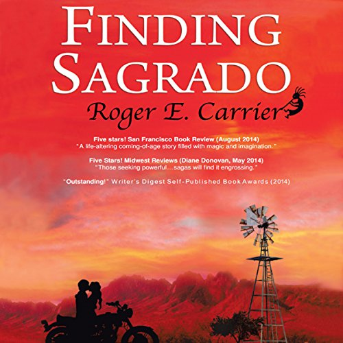 Finding Sagrado audiobook cover art