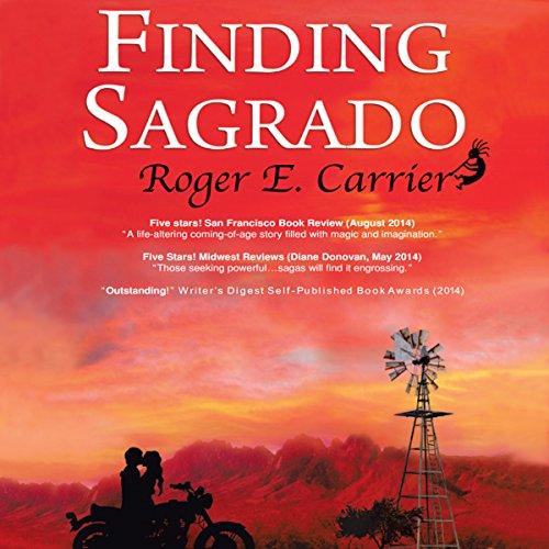 Finding Sagrado cover art