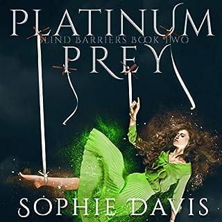 Platinum Prey audiobook cover art