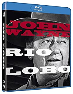 Rio Lobo [Blu-ray] (B005SD26UG) | Amazon price tracker / tracking, Amazon price history charts, Amazon price watches, Amazon price drop alerts