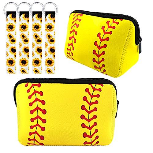 Softball Make-up Bag