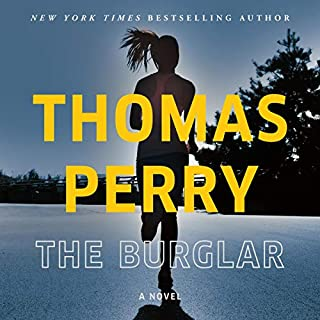 The Burglar                   Written by:                                                                                                                                 Thomas Perry                               Narrated by:                                                                                                                                 Christina Delaine                      Length: 10 hrs     1 rating     Overall 3.0